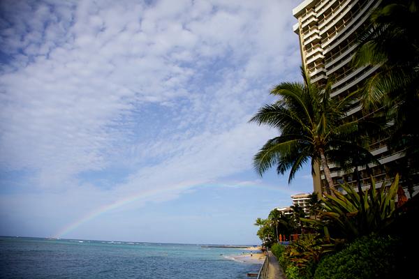 2012年3月ハワイ4泊6日