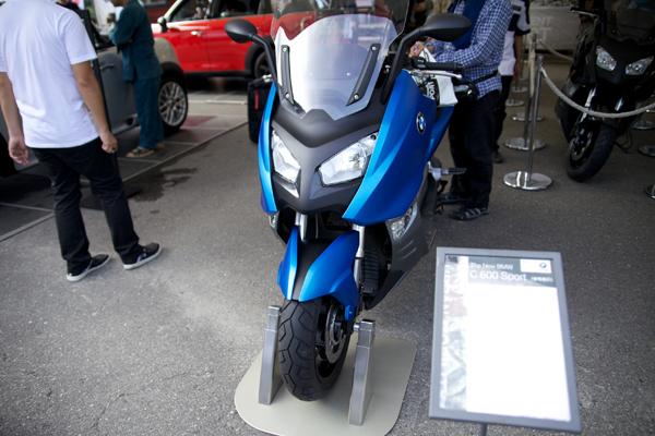BMW MOTORRAD DAYS JAPAN 2012