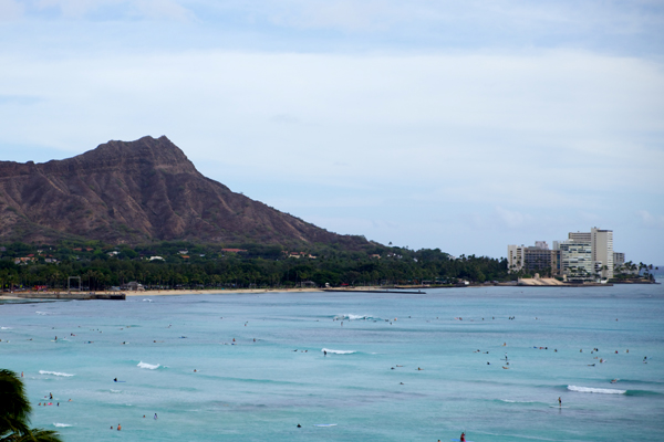 2012年11月ハワイ旅行