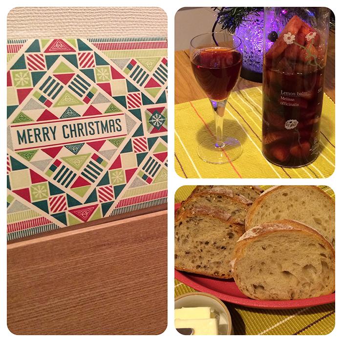 2013 クリスマスディナー
