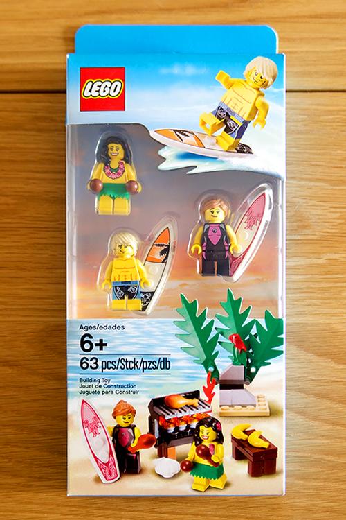 南国LEGO ハワイアンレゴ