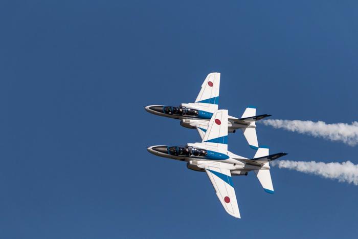 2015年 入間航空祭 ブルーインパルス